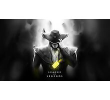 Twisted Fate Photographic Print