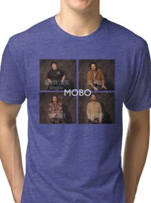 Modern Baseball X Freaks and Geeks Tri-blend T-Shirt