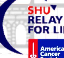 SHU Relay For Life Sticker