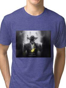 Twisted Fate Tri-blend T-Shirt