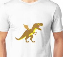 When dinos fly Unisex T-Shirt