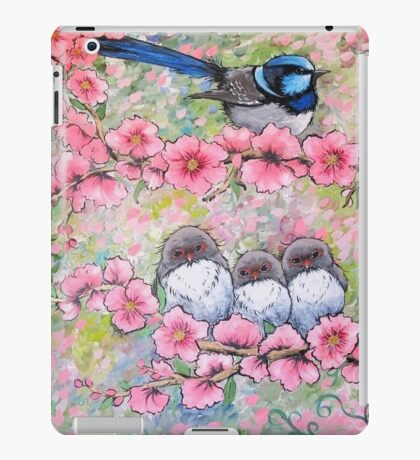 Blossom Family iPad Case/Skin