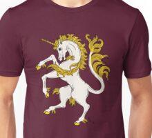Unicorn Rampant Unisex T-Shirt