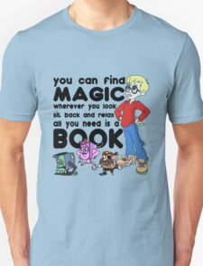 Turn the Page Unisex T-Shirt