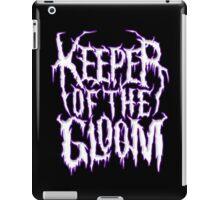 Keeper of the Gloom iPad Case/Skin