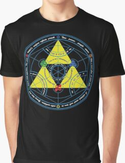 Transmutation of Time Graphic T-Shirt