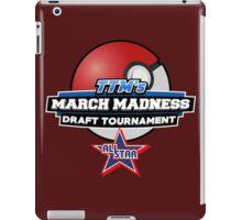 TheTokenMinorities March Madness Draft Tournament All Star Logo iPad Case/Skin
