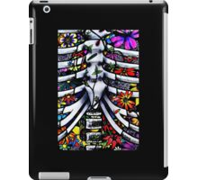 Blossoming Ribcage iPad Case/Skin