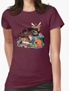 BEYOND THE IMAGINATION Womens Fitted T-Shirt
