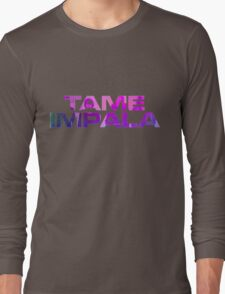 Tame Impala Logo #3 Long Sleeve T-Shirt
