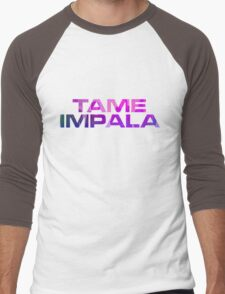 Tame Impala Logo #3 Men's Baseball ¾ T-Shirt