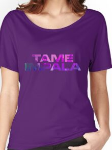 Tame Impala Logo #3 Women's Relaxed Fit T-Shirt