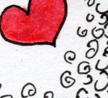 Sheepie - Love Ewe Sticker