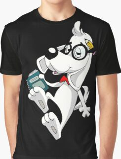 GENIUS DOG GENIUS Graphic T-Shirt