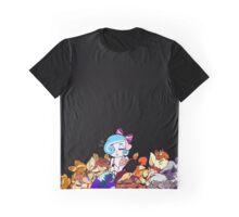 YAWNING Graphic T-Shirt