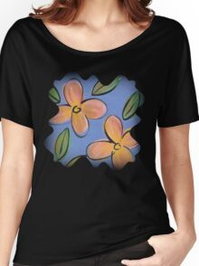 Pretty in Blu Women's Relaxed Fit T-Shirt