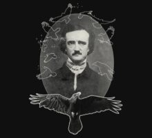 Edgar Allan Poe  by scott myst