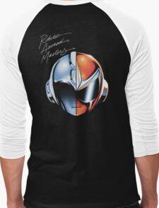Robotic Armed Masters Men's Baseball ¾ T-Shirt