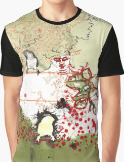 under the bodhi tree Graphic T-Shirt
