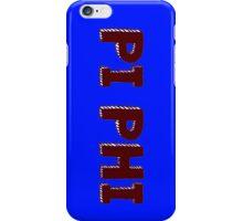 Pi Beta Phi Block iPhone Case/Skin