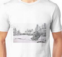 Foggy Morning Unisex T-Shirt