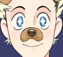 Dog #1 Sticker