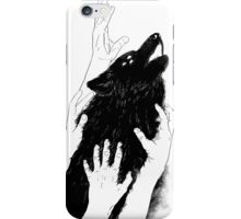 Wolves of Paris iPhone Case/Skin