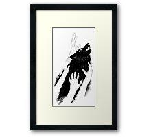Wolves of Paris Framed Print