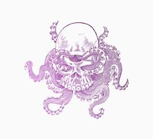 Skull Squid (Purple) Unisex T-Shirt