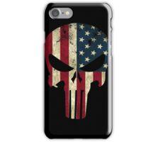 Punisher of America iPhone Case/Skin