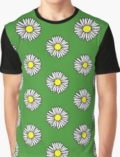 Daisy and Daisies Graphic T-Shirt