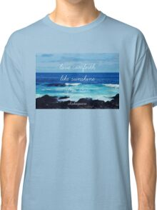LOVE AND THE SEA Classic T-Shirt