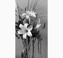 White Lilies Unisex T-Shirt