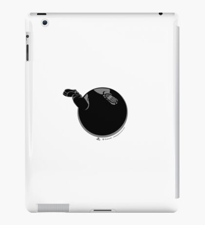 Anomaly & Astronaut - Relax (INside) iPad Case/Skin