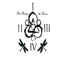 coheed and cambria one among Photographic Print