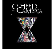 coheed and cambria the afterman artwork Photographic Print