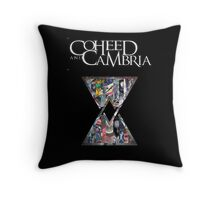 coheed and cambria the afterman artwork Throw Pillow