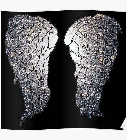 Dixon Wings Poster