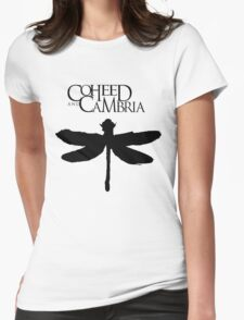 coheed and cambria the second stage turbine blade Womens Fitted T-Shirt