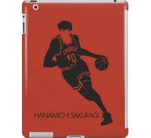 Hanamichi Sakuragi iPad Case/Skin