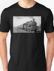 Steam Train Unisex T-Shirt