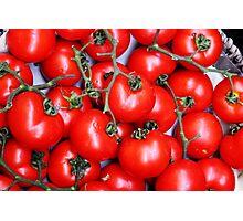 il pomodoro Photographic Print