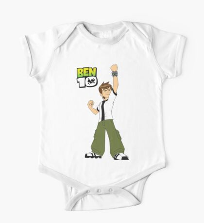 Ben 10 One Piece - Short Sleeve
