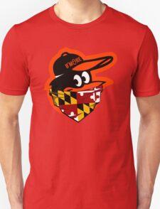 GANGSTER BIRD ( BASEBALL PARODY ) Unisex T-Shirt