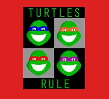 Turtles Rule Unisex T-Shirt