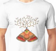 tree - moth (original sold) Unisex T-Shirt