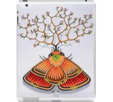 tree - moth (original sold) iPad Case/Skin