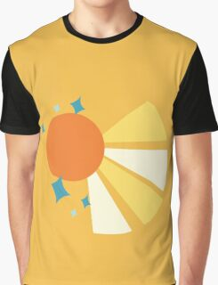 My little Pony - Sunburst Cutie Mark V3 Graphic T-Shirt