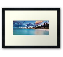 Indiana Teahouse Cottesloe Framed Print