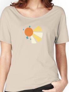 My little Pony - Sunburst Cutie Mark V3 Women's Relaxed Fit T-Shirt